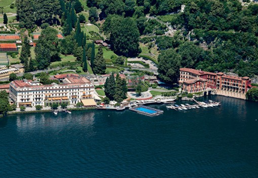Image relating to Grill, Hotel Villa D'este #4